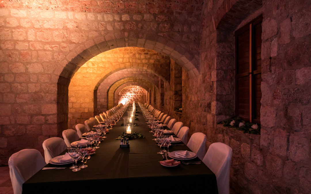 The new era: planning a banquet during COVID